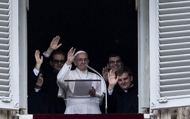 Папата: За Исус не сме странци, туку пријатели и браќа
