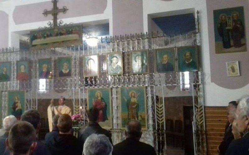 Во Нова Маала и Чанаклија се моли за мир во Македонија