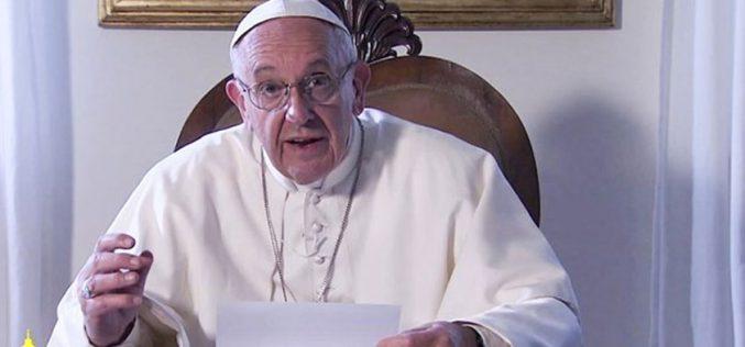 Видео: Папата Фрањо испрати порака до португалскиот народ