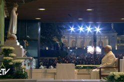 Фатима: Папата со верниците молеше Бројаница