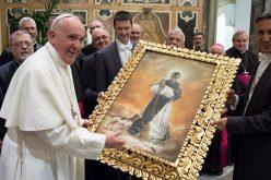 Папата ги прими епископите од Перу