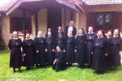 Духовни вежби за сестрите Евхаристинки
