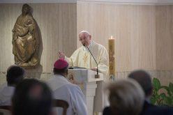Папата: Исусовата љубов нема мерка