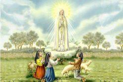Објавата на Пресвета Богородица во Фатима (6)
