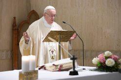 Папата: Сеќавање, молитва, послание …