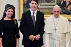 Папата го прими канадскиот премиер