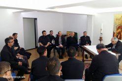 Куманово: Духовна обнова за свештениците