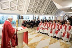Папата: Апостол Павле нѐ учи на апостолска ревност