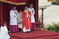 Папата на Педесетница: Нови луѓе, нови срца
