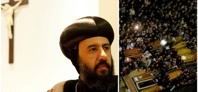Епископ на Коптската Црква испрати порака до терористите