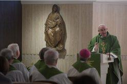 Папата: Лицемерот е убиец