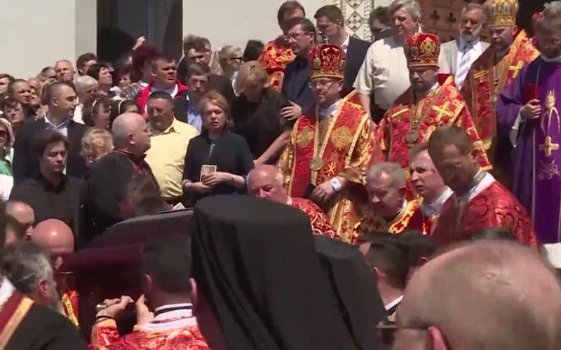 Папата Фрањо: Кардинал Хусар беше учител на мудроста