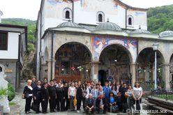 Поклоничко патување на група верници од Радово