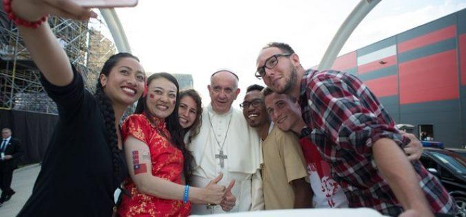 Отворена интернет страница посветена на Синодата за млади