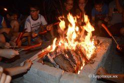 Камп за деца и млади во Струмица