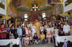Прво Причастие во парохијата Свети пророк Илија – Радово