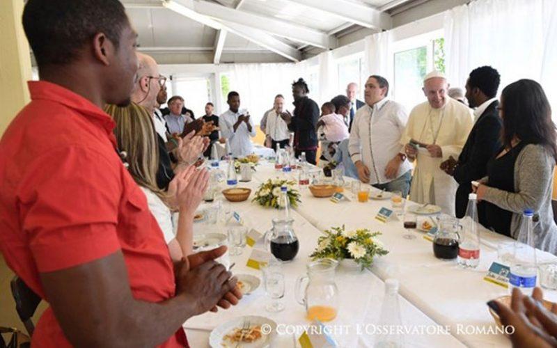 Папата отвори собир на Римската бискупија