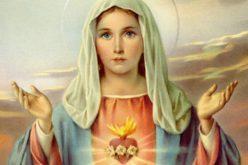 Безгрешно Срце на блажена Дева Марија