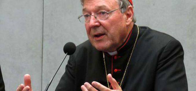 Кардинал Пел: Обвинувањата се лажни