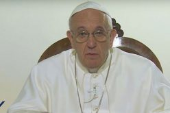 Молитвена накана на папата Фрањо за месец јули
