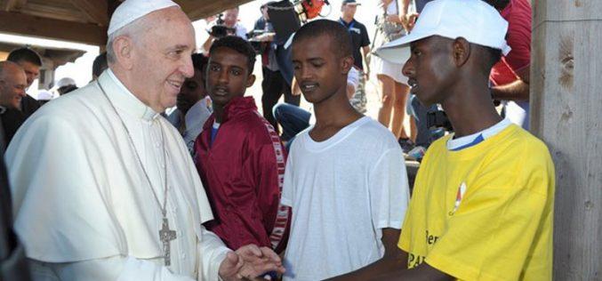 Папата упати порака по повод отворањето на нов портал на АНСА