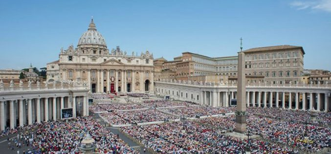 Месец јули без Генерални аудиенции на Папата