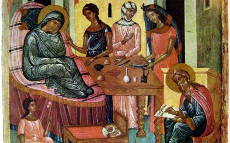 Раѓање на свети Иван Крстител