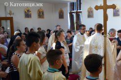 Прославен патронот на црквата Свети Иван Крстител – Струмица