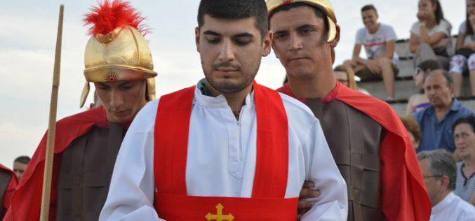 Сценски приказ: Мисијата на свети апостол Павле во Македонија