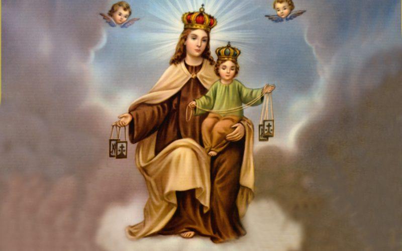 Пресвета Богородица од гората Кармил