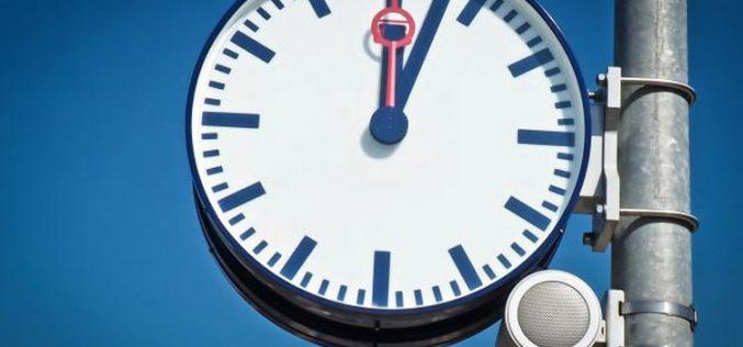 Времето е дар Божји