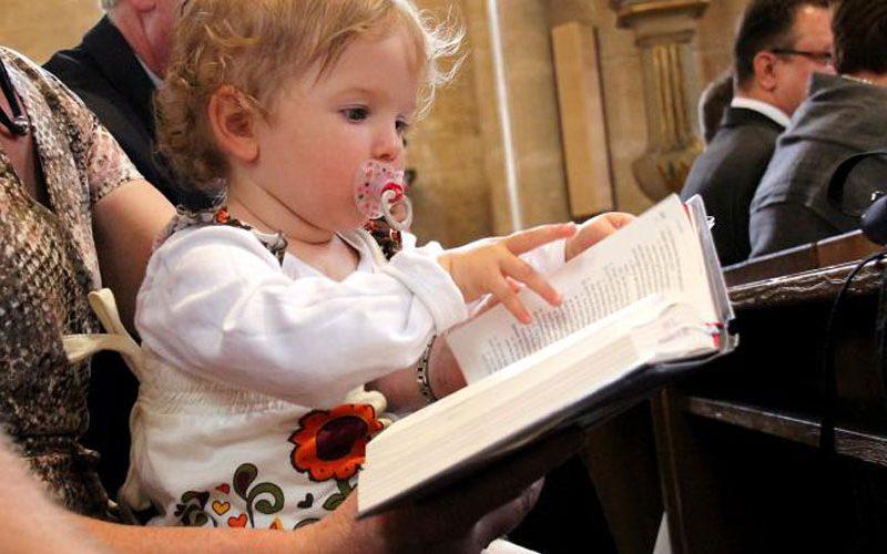 Носете ги вашите деца во Црква