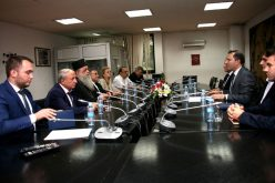 Верските поглавари се сретнаа со министерот Спасовски