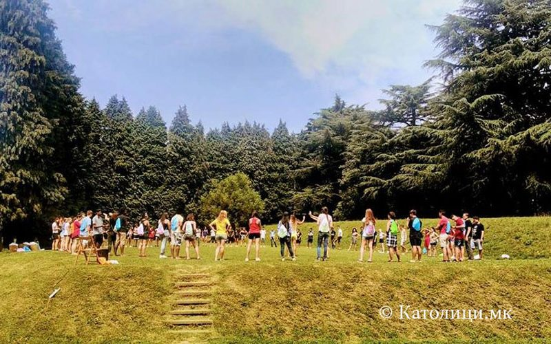 Млади од Македонија присуствуваа на Летен камп за млади во Италија