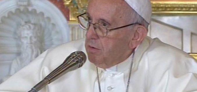 Папата: Како свети Игнатиј, да дозволиме Господ да нѐ освои