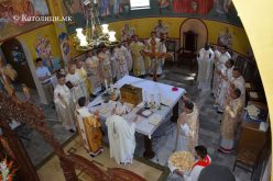 Прославен патрониот празник свети пророк Илија во Радово