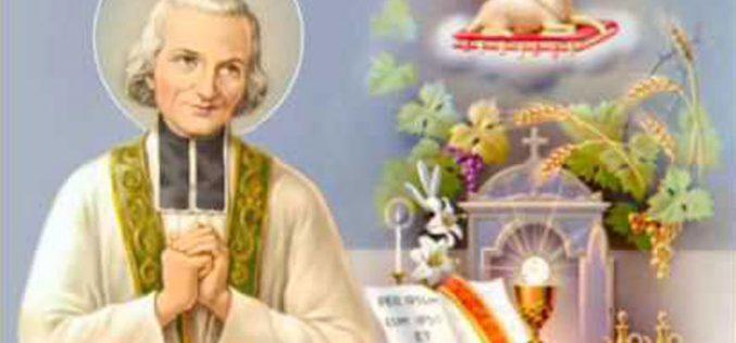 Свети Иван Вијанеј – заштитник на свештениците