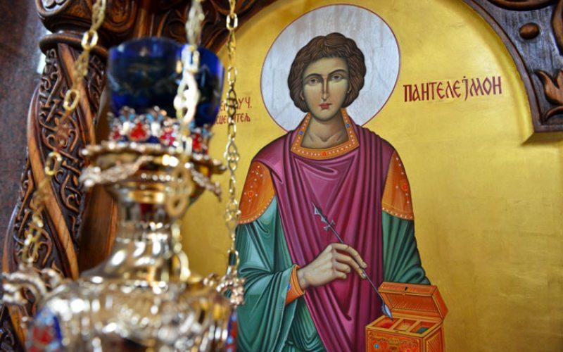 Свети Пантелејмон – маченик и лекар