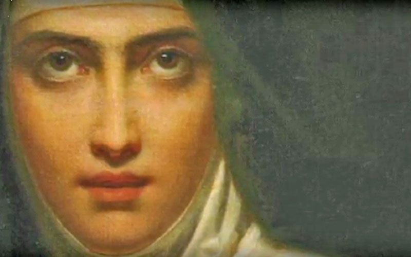 Света Тереза Авилска: Пронаоѓање на вистинската среќа