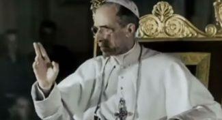 Пиј XII: Дојде ноќта во светот