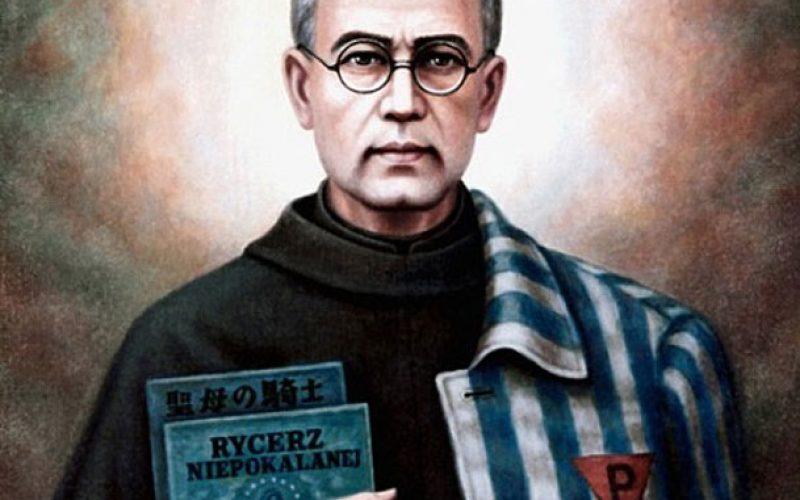 Свети Максимилијан Колбе, маченик во Аушвиц