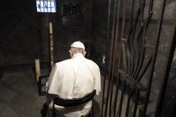 Папата: Патот за посветување на Господ започнува секој ден