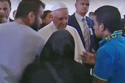 Папата промовира култура на прифаќање на Медитеранот