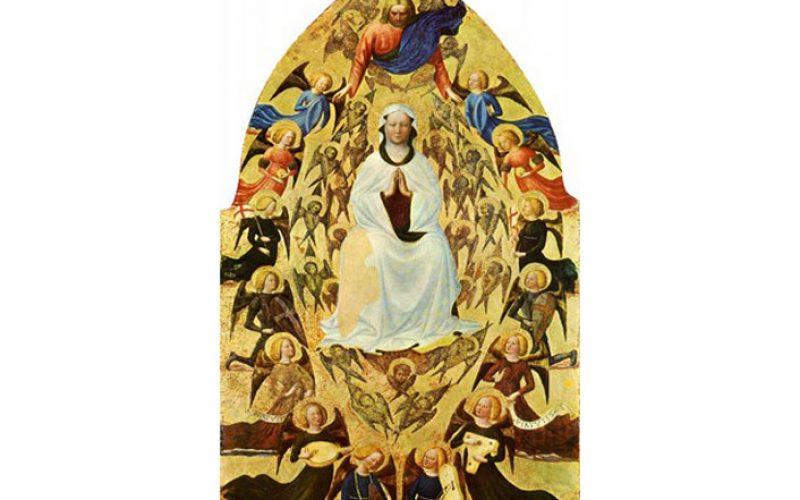 Твитер порака на Папата за Вознесението на Пресвета Богородица