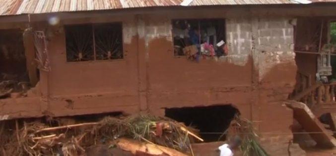 Молитвата на Папата за настраданите во поплавите во Сиера Леоне