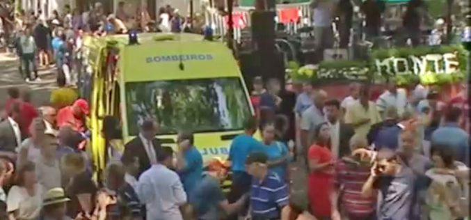 Сочувство од Папата за жртвите од насреќата на Мадеира