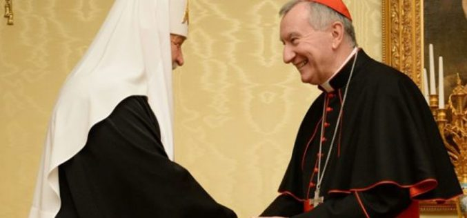 Католиците и православните заеднички се заземаат за мир