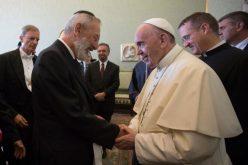 Католиците и Евреите минуваат низ плодоно време на дијалог