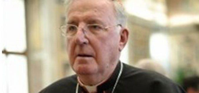 Папата упати телеграма по повод смрта на кардинал О'Конор