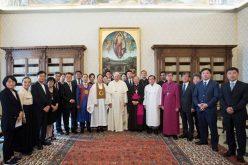 Папата се сретна со верските водачи од Кореја